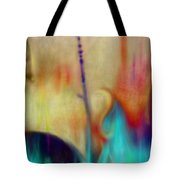 Dreaming Face Tote Bag