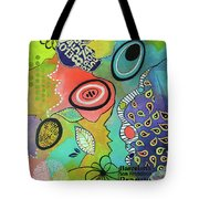 Dreaming In Colour 2 Tote Bag