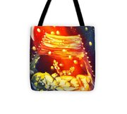 Dreaming Inside Tote Bag
