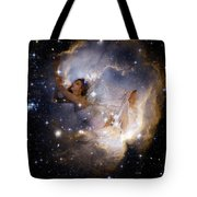Dreaming Of A Brighter New Year 2016 Tote Bag