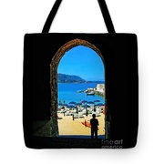 Dreaming Of A Vacation Tote Bag