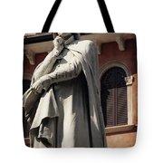 Dreaming Of Dante Verona Italy Tote Bag