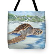 Dreaming Of Islands Tote Bag