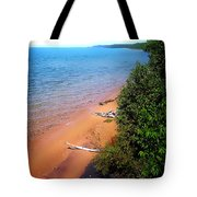 Dreaming Of Lake Michigan Tote Bag