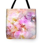 Dreaming Of Orchids Tote Bag