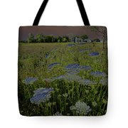 Dreaming Of Queen Annes Lace Tote Bag