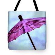 Dreaming Of Rain Tote Bag