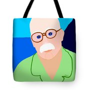 Dreaming Of Retiring To Hawaii Tote Bag