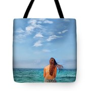 Dreaming Of Summer Tote Bag