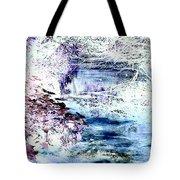 Dreaming River Tote Bag
