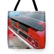 Dream_mustang36 Tote Bag