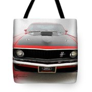 Dream_mustang42 Tote Bag