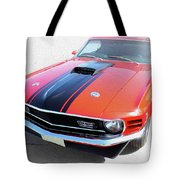 Dream_mustang48 Tote Bag