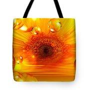 Dreams 2 - Gerbera Sunrise Tote Bag