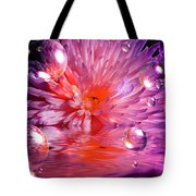 Dreams 3 Chrysanthemum Tote Bag