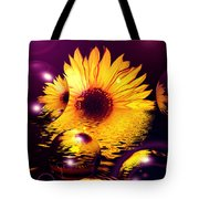 Dreams 4 - Sunflower Tote Bag