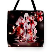 Dreams 5 - Floral Tote Bag
