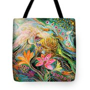 Dreams About Chagall. The Sky Violin Tote Bag