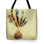 Dreams And Clouds Tote Bag
