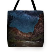 Dreams Fo Boats Tote Bag