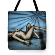 Dreams In Blue Tote Bag
