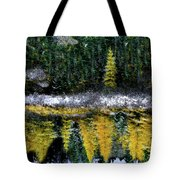 Dreams Of A Young Tamarack Tote Bag