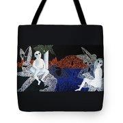 Dreams Of Broken Dolls Tote Bag