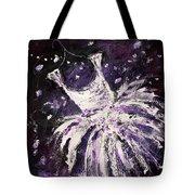 Dreams Of Dancing Tote Bag