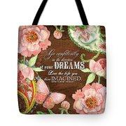 Dreams - Thoreau Tote Bag