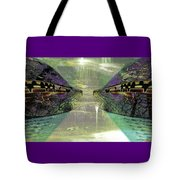 Dreamtime Gondwanaland Tote Bag