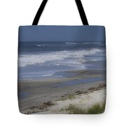 Dreamy Beach In North Carolina Tote Bag