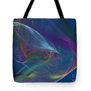 Dreamy Blue Tote Bag