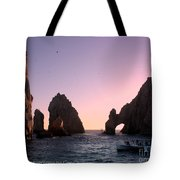 Dreamy Cabo Sunset The Arch Tote Bag