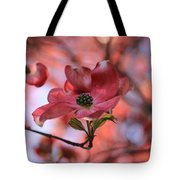 Dreamy Dogwood Tote Bag