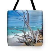 Dreamy Driftwood Tote Bag