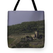 Dreamy Gutenfels Castle Tote Bag