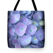 Dreamy Hydrangea In Purple And Blue  Tote Bag