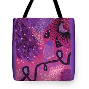 Dreamy Abstract Tote Bag