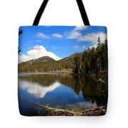 Dreamy Lake In The Rockies Tote Bag