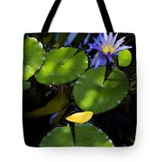 Dreamy Lotus Tote Bag