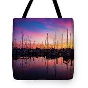 Dreamy Marina Tote Bag