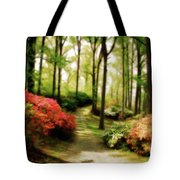 Dreamy Path Tote Bag
