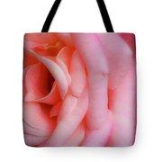 Dreamy Pink Rose Tote Bag