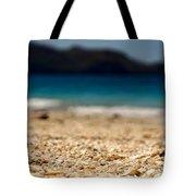 Dreamy Shell Beach Tote Bag