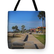 Dreamy St Augustine Florida Tote Bag