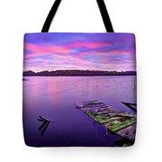 Dreamy Sunrise Tote Bag