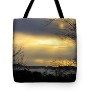 Dreamy Sunrise Tote Bag