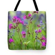 Dreamy Wildflowers Tote Bag
