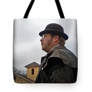 Dreary Day Tote Bag