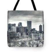 Dreary Denver Tote Bag